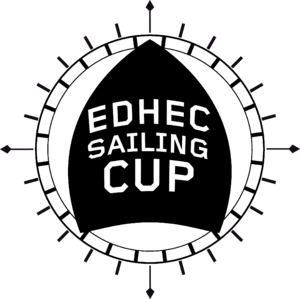 EDHEC Sailing Cup - Image: Logo EDHEC Sailing Cup noir