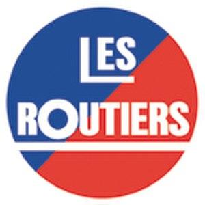 Les Routiers - Image: Logo Routier Rond