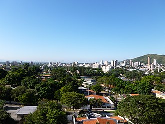 Valencia, Carabobo - View of Valencia from Lomas del Este.