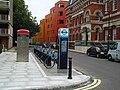London Cycle Hire Scheme, Wansey St, Walworth - geograph.org.uk - 2166264.jpg