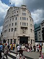 London Pride 2011 BBC Broadcasting House (2).jpg