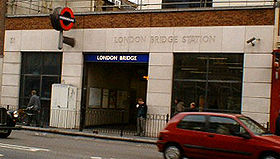 Image illustrative de l'article London Bridge (métro de Londres)