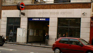 Stanica London Bridge