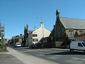 Longridge - Image: Longridge geograph.org.uk 46786