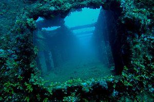 Tokai Maru - Image: Looking into the Tokai Maru