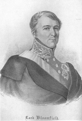 Benjamin Bloomfield, 1st Baron Bloomfield - Image: Lord Benjamin Bloomfield