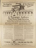 Los Angeles Examiner, Eleventh Anniversary Number, December 22, 1914 (1914) (14765761992).jpg