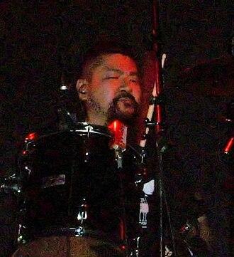 Masayuki Suzuki (drummer) - Suzuki performing in 2010