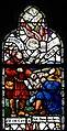 Loughrea St. Brendan's Cathedral East Transept Nativity by Sarah Purser and Alfred Ernest Child Detail Centre Light Upper Scene 2019 09 05.jpg