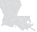 Louisiana Senate District 5 (2010).png