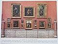 Louvre 1929 - les Raphaël dans la Grande Galerie.jpg