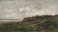 Low Tide at Villerville (Charles François Daubigny) - Nationalmuseum - 132586.tif