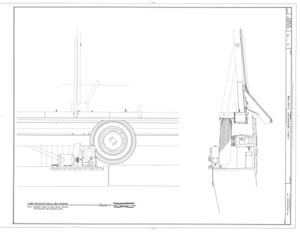 Lowell Observatory, Clark Dome, 1400 West Mars Road, Flagstaff, Coconino County, AZ HABS ARIZ,3-FLAG,1B- (sheet 4 of 4).png