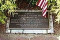 Lt. Charles J. Collins memorial - Sturbridge, Massachusetts - DSC05999.jpg