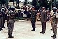 Lubaya Claudel André au parade de forces armés de la MONUSCO 2.jpg