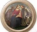 Luca signorelli, madonna col bambino tra i santi girolamo e benedetto.JPG