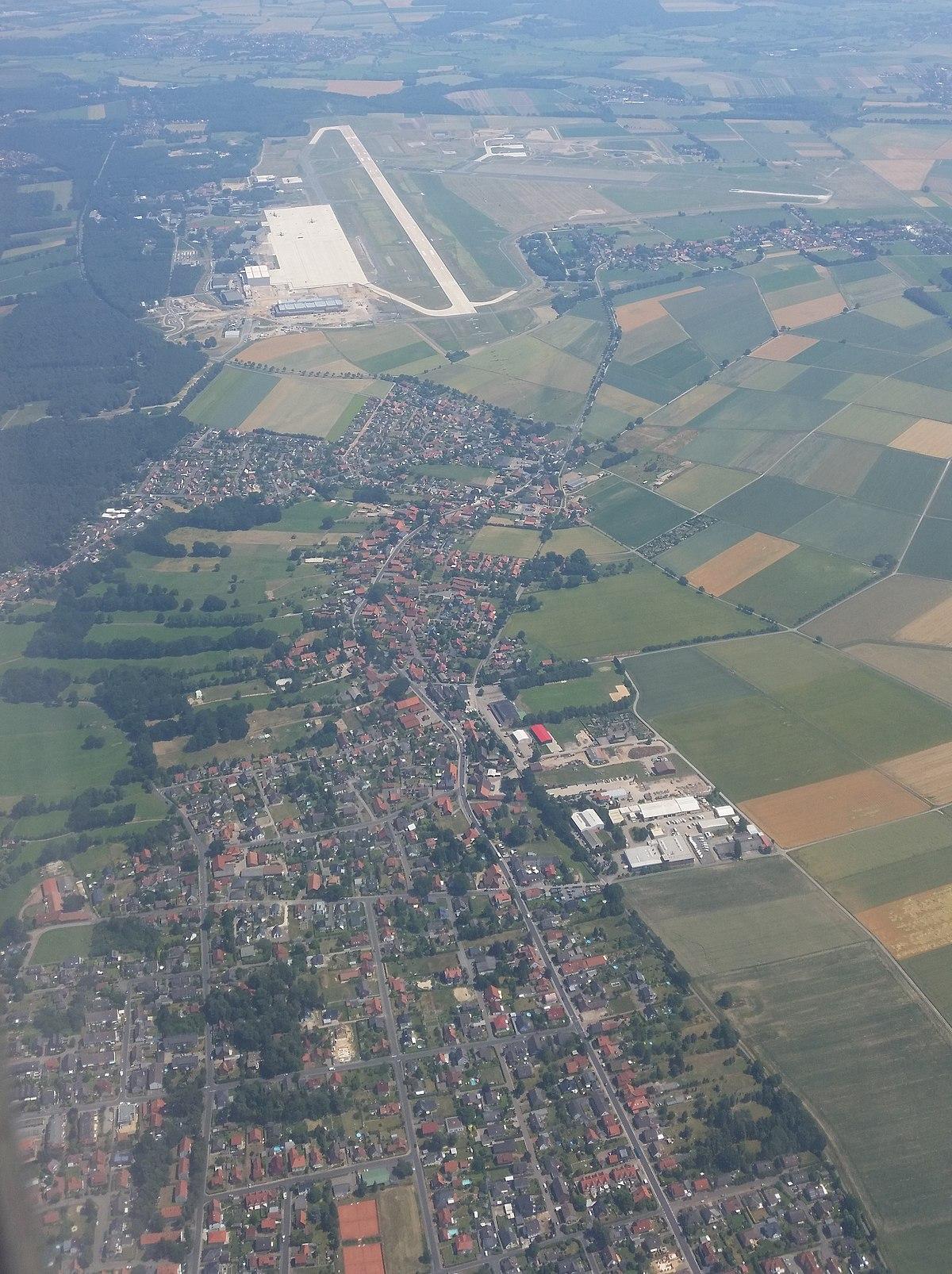Flugplatz Wunstorf