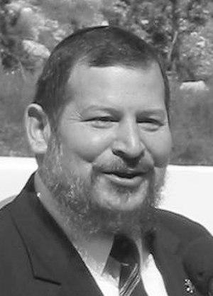 Uri Lupolianski - Image: Lupolianksi
