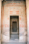 Luxor, sanctuary inside Temple of Hatshepsut, Egypt, Oct 2004.jpg