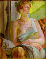 Lwowska Galeria Sztuki - Jacek Malczewski - Bacchante (Portrait of Maria Bal).jpg