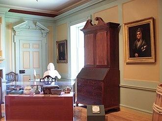 Lyceum (Alexandria, Virginia) - Image: Lyceum exhibit space