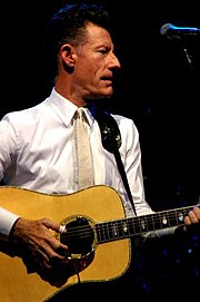 Lyle Lovett at ACL 2005