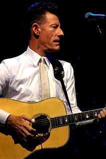Lyle Lovett American musician