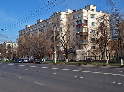 How to get to Люблинская Улица with public transit - About the place