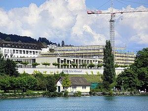 Männedorf - Spital - Zürichsee - Dampfschiff Stadt Zürich 2012-07-22 16-42-45 (P7000).JPG