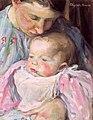 Mère et Bébé by Elizabeth Nourse, ca. 1912.jpg