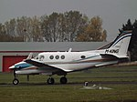M-KING Beech C90B (30605629352).jpg