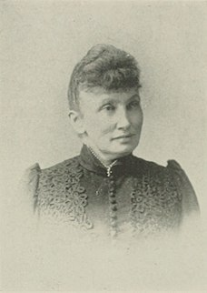 Matilda Carse Irish-born American businesswoman, social reformer, publisher