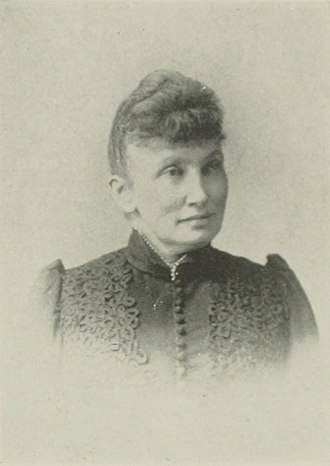 Matilda Carse - Image: MATILDA B. CARSE. A woman of the century (page 821 crop)