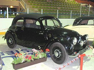 Mercedes-Benz 130 - Mercedes-Benz 170 H (1936)