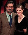 MJK 08414 Roman Coppola and Jennifer Furches (Berlinale 2018).jpg