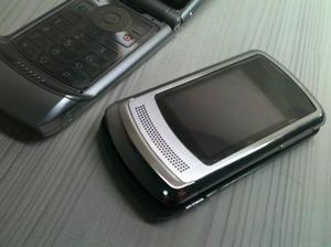 Motorola Razr3 - Image: MOTORAZR3