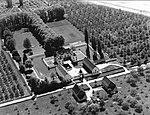 Maastricht-Meerssenhoven, luchtopname 1974.jpg