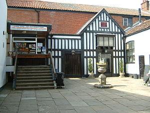 Maddermarket Theatre -  Maddermarket Theatre, Norwich