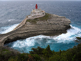 Image illustrative de l'article Phare de la Madonetta