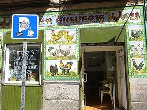 Madrid Malasaña Chueca Travel Guide At Wikivoyage
