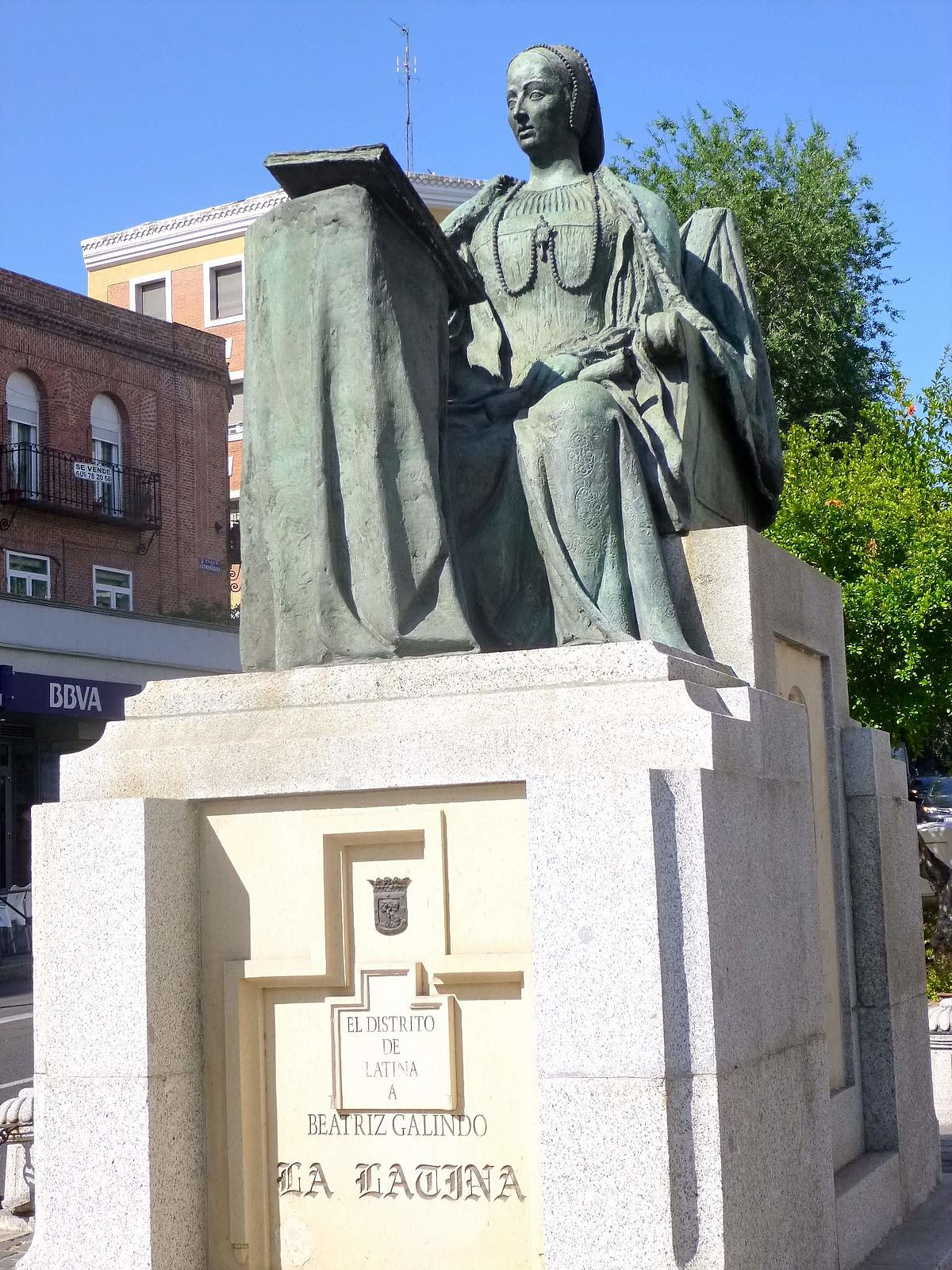 Latina (Madrid) - Wikipedia, la enciclopedia libre