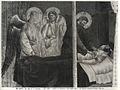 Maestro della santa cecilia, guaridione del ferito di Lerida, 04.jpg