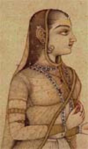 Women in 18th-century warfare - Tarabai