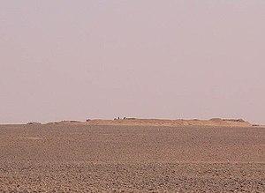 Moroccan Western Sahara Wall - Image: Mahbes