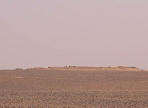 Moroccan Western Sahara Wall