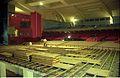 Main Auditorium Stage Under Construction - Convention Centre Complex - Science City - Calcutta 1996-09-02 344.JPG