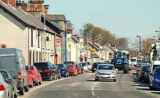 Broughshane Human settlement in Northern Ireland