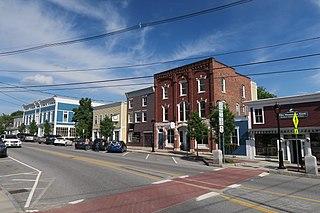 Manchester Center, Vermont Census-designated place in Vermont, United States