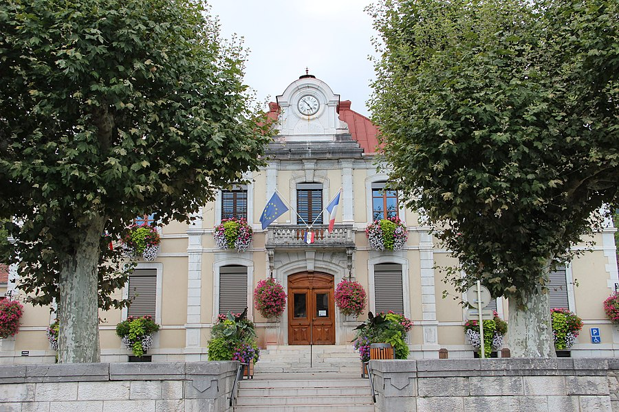 Mairie in Thoiry