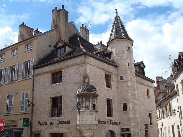 Monument historique à Beaune